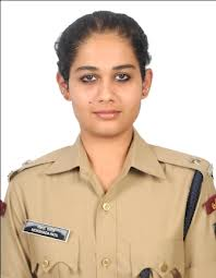Mokshada Patil UPSC IPS