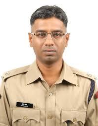 Bipin  Ahire UPSC IPS